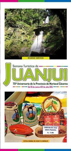 Semana Turística - San Martín - Juanjuí 2015