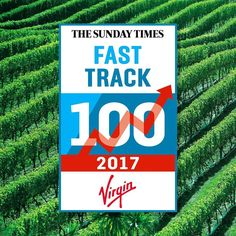 @CultWines are tremendously proud to be included in the Sunday Times @Virgin #FastTrack100 for the second time!!  #TheSundayTimes #FastTrack100 #CultWines #Wine #FineWine