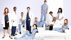 """Almost everyone has seen the show at least once by now. Ever wondered which """"Grey's Anatomy"""" character you're most like? Or whether you're even cut out to be a doctor? Find out by taking this quiz — stat! Watch Greys Anatomy, Greys Anatomy Facts, Greys Anatomy Season, Greys Anatomy Characters, Derek Shepherd, Katherine Heigl, True Blood, Breaking Bad, Buffy"""