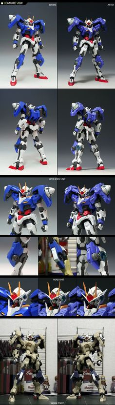 MG 1/100 Gundam Seven Sword/G: Latest Work by visualpollution.