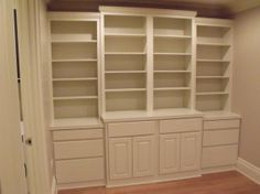 Custom Made Library