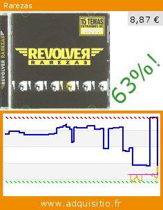 Rarezas (CD). Réduction de 63%! Prix actuel 8,87 €, l'ancien prix était de 23,69 €. http://www.adquisitio.fr/wea-spain/rarezas