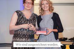 Am 13. September 2016 wurden wir von Staatssekretärin Daniela Behrens zu #Kreativpioniere #Niedersachsen ausgezeichnet #KatrindeBuhr #DESIGNSTUUV #Ostfriesland #Aurich #Wirtschaftsministerium #danielabehrens