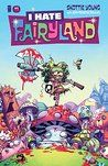 Ambs' Book Blog: I Hate Fairyland #1 by Skottie Young