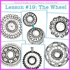 Eni Oken's Think & Design Jewelry series, Lesson 02 The Star ...