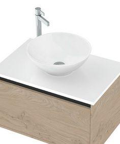 Sfera Matte White Basin, Ceramic, Vessel | St Michel Bathroomware Basins, Bath, Ceramics, Home Decor, Ceramica, Bathing, Pottery, Decoration Home, Room Decor
