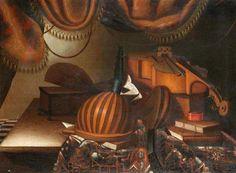 Bartolomeo Bettera (1639-1687) - Musical Instruments