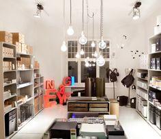 Pino Helsinki Design Objects Store by Bond