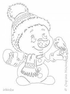 Patterns drawn stencils for cutting - Feliz Natal 1609 Christmas Templates, Easy Christmas Crafts, Christmas Decorations To Make, Christmas Colors, Origami Templates, Box Templates, Christmas Embroidery Patterns, Christmas Drawing, Papa Noel