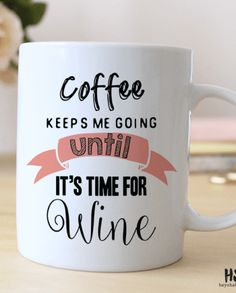 Shop this and other quotable coffee or tea mugs at ThePageantPlanet.com. It's a perfect gift idea or to even treat yourself!