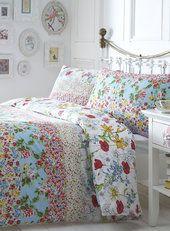 Multi flora Bedding Set