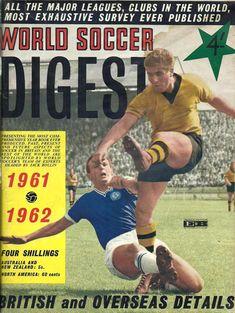 WORLD SOCCER DIGEST - 1961-62