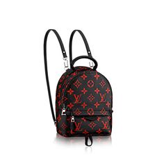 Palm Springs Backpack Mini Monogram Canvas in Women's Handbags  collections by Louis Vuitton