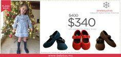¡$340 Zapatos Spañoletas! Sólo 3 días, compra aquí: http://www.bebitos.mx/t/lo-nuevo/spanoletas?utm_source=pinterest&utm_medium=social&utm_content=spanoletas%2C%20oferta&utm_campaign=20131912%2C%20spanoletas%2C%20oferta