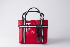 Collection N°1 Sac à Main Golf Rouge Sweet Caddy