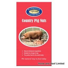 Badminton Country Pig Nuts Badminton Country Pig Nuts are a versatile yet fully balanced ration designed to suit all pigs no matter their age or stage of development. Pig Feed, Badminton, Farm Life, Pigs, Dog Food Recipes, Stage, Suit, Country, Rural Area