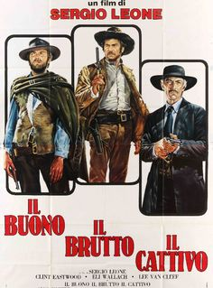 Good, the Bad and the Ugly (1966)