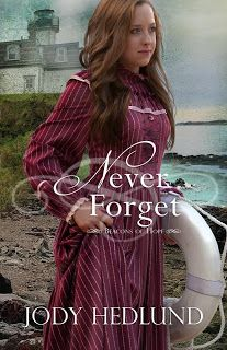 Book Bites, Bee Stings, & Butterfly Kisses: Book review:  Never Forget by Jody Hedlund