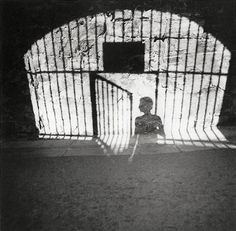 Arthur Tress, The Prisoner, 1974