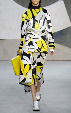 Marni Spring Summer 2016 Look 32 on Moda Operandi