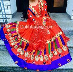 #afghan #dress #style