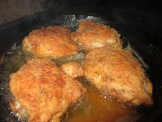 Buttermilk Fried Chicken Recipe - I must try this one, too!