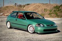 Honda Civic Ek luv it