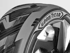 No futuro, pneus poderão gerar energia elétrica para o carro +http://brml.co/1C29jFn