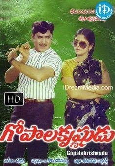 Gopala Krishnudu is a 1982 Telugu movie, Directed by  A Kodanadarami Reddy. Lead roles played by ANR, Jayasudha, Radha, Jaggaiah. Music composed by Chakravarthy. Produced by Bheemavarapu Buchi Reddy.