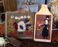 """NEW!  #258 """"Bounty"""" Wool Applique Pattern"""