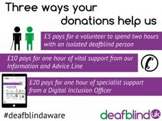 How can you help Deafblind UK? It has stuck around with good reason; it holds a great deal of truth as many… Can You Help, Old Quotes, Third Way, Fundraising, Clever, Big, Health, Health Care, Salud