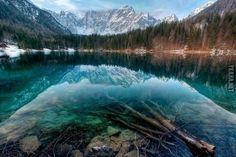 Где самая чистая вода