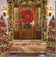 Genial Decoration Ideas Outdoor Christmas Decorating Ideas Below You Ll Find   Christmas  Outdoor Decoration