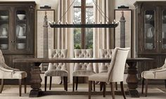 Restoration Hardware Dining Room Table Captivating Pics On House Decoratingu2026