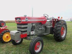 Massey Ferguson 1130-120hp.