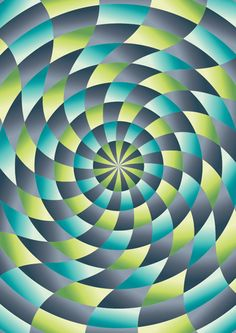 How To Create a Cool Abstract Radial Pattern Design by blog.spoongraphics