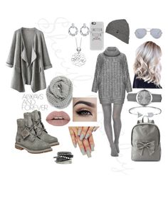 """""""https://www.facebook.com/Sdoll97"""" by sheryl-ashley on Polyvore featuring Halogen, ASOS, Candie's, H&M, Billabong, Burberry, Zizzi, Casetify, Bling Jewelry and Timberland"""