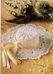 Crochet Sun Hat Archives - Page 2 of 3 - Beautiful Crochet Patterns and Knitting Patterns Doily Patterns, Knitting Patterns, Crochet Patterns, Hat Patterns, Filet Crochet, Knit Crochet, Crochet Hats, Crochet Placemats, Crochet Doilies
