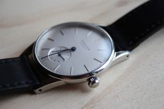Nomos Orion <3 ¶ Nomos makes some pretty smoove looking watches...