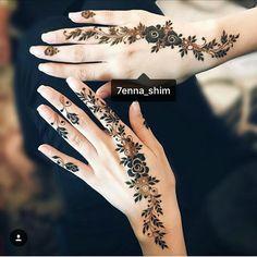 Stylish Mehndi Designs, Mehndi Design Photos, Best Mehndi Designs, Mehndi Images, Mehndi Designs For Beginners, Mehndi Designs For Fingers, Henna Mehndi, Henna Art, Mehndi Video
