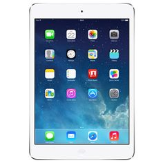 iPad Mini Apple, 16GB, 3G, iOS 7, 5.0MP, Branco