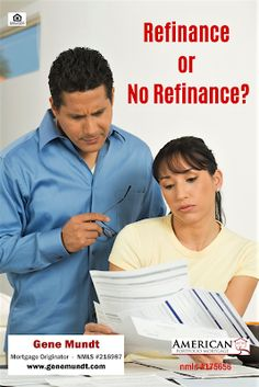 To Refinance or Not Refinance? How to Decide Real Estate News, Luxury Real Estate, Living Within Your Means, Title Insurance, Mortgage Interest Rates, College Costs, Changing Jobs, Mortgage Payment, Credit Score