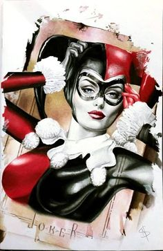 Harley Quinn - Natali Sanders