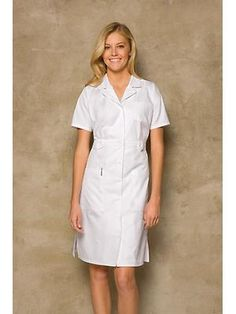 Dickies Everyday Professional Whites Women's Dress Scrubs | MyNursingUniforms  $27.49