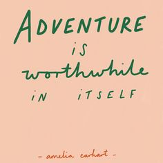 "Women Adventurers on Instagram: ""Amelia Earhart had all the best lines."" John Muir Quotes, Paper Planes, Linda Ronstadt, Amelia Earhart, Women's History, Playroom, Journaling, Emerald, Wisdom"