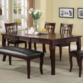 Found it at Wayfair - Granada Extendable Dining Table