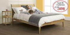 Beds > Verona Bed and Mattress   Warren Evans