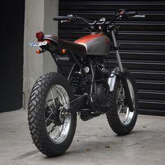 """Cabrita - Yamaha 125cc 0km."" More"