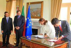 ReporteLobby: Firman México y Portugal memorándum de cooperación