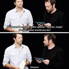 Supernatural actors are so serious (17 photos)